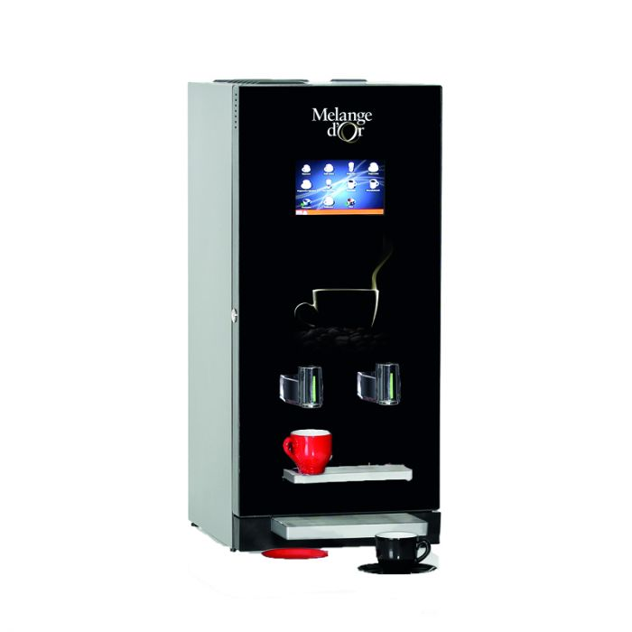 Melange d'Or Perto Instant Koffieautomaten