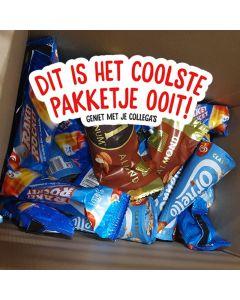 Ola Mix doos voor op het Werk 25 ijsjes