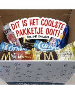 Ola Mix doos voor op het Werk 50 ijsjes