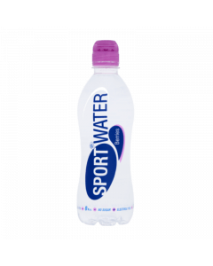 AA Drink Sportwater Berries 12x50cl. PET+bidondop