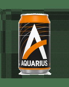 Aquarius Orange blik 24x33cl.