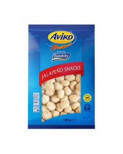 Aviko Jalapeno Snacks 3x1kg.