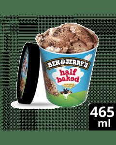 Ben&Jerry's Half Baked 8x465ml.