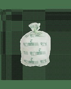 Bio afvalzakken 93,5x115cm T18 - 120 ltr.- 10st.