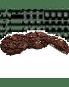 De Graaf American Cookie Double Chocolate 48x75gr.