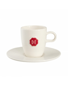 D.E. Espresso schotel 12 stuks