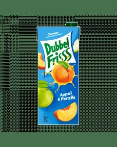 Dubbelfrisss Appel & Perzik 1,5ltr.