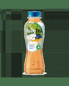 Fuze Tea Green Blueberry Jasmine 12x40cl. PET