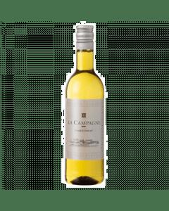 La Campagne Chardonnay IGP pays d'oc 12x25cl.