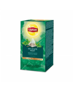 Lipton Excl.Select Delicate Mint 25st.