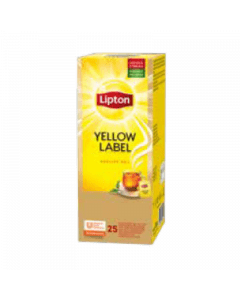 Lipton Feel Good Yellow Label thee 25st.