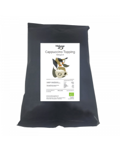 Melange d'Or Bio Cappuccino Topping 1kg.