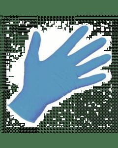 Nitryl handschoen ongepoederd M - blauw 100 stuks