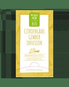 Melange d'Or Bio FT Citroengras Gember 20x 1,5gr.