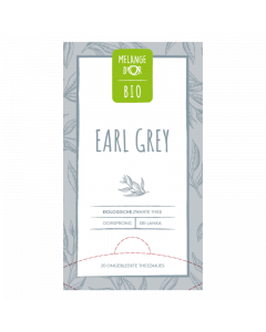 Melange d'Or Bio FT thee Earl Grey 20x 1,5gr.
