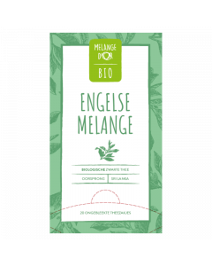 Melange d'Or Bio FT thee Engels 20x 1,5gr.