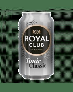 Royal Club tonic blik 24x33cl.