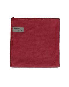 Taski microquick doek 40x40cm. rood 5 stuks