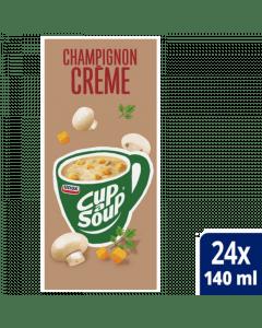 Cup-a-Soup Champignon 24x140ml. Office Pack