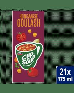 Cup-a-Soup Hongaarse goulash 21x175ml.
