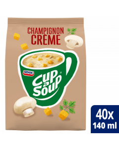 Cup-a-Soup Automaat Champignon 40 consumpties