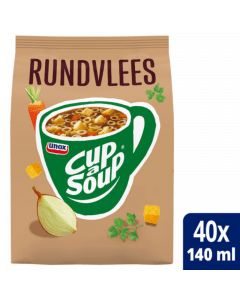 Cup-a-Soup Automaat Rundvlees 40 consumpties