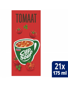 Cup-a-Soup Tomaat 21x175ml.