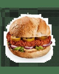 Vanreusel Crumpyburger Jalapeno 20x115gr.