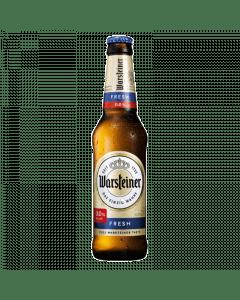 Warsteiner Alkoholfrei bier - oneway - 24x33cl.