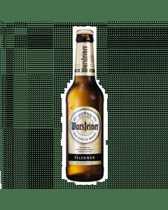 Warsteiner bier Premium longneck 24x33cl.