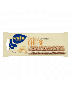 Wasa sandwich Cheese 24x30gr.