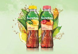 Nieuw: Fuze Tea